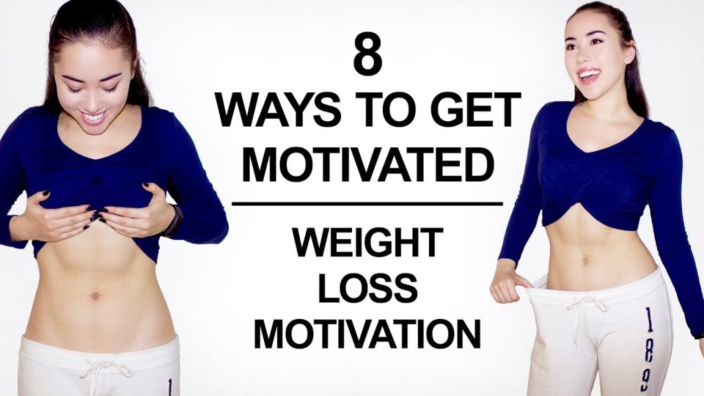 8 Ways to Motivate Yourself to Lose Weight