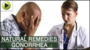 natural remedies for gonorrhea