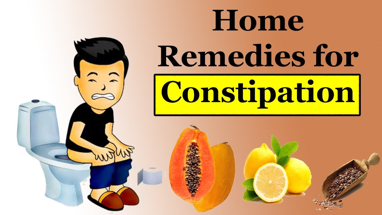 How to cure constipation folk remedies