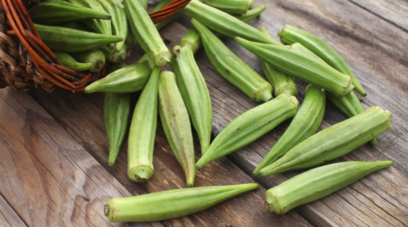 natural health benefits of okra