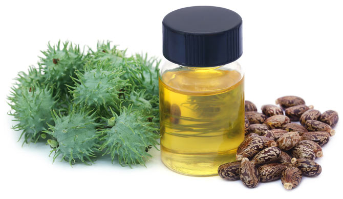 caster seed oil for adenomyosis