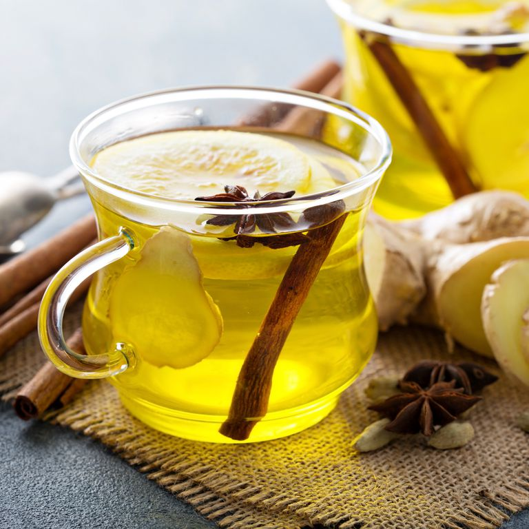 ginger tea for adenomyosis